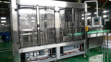 Automated customized 5 gallon distilled water filling production line