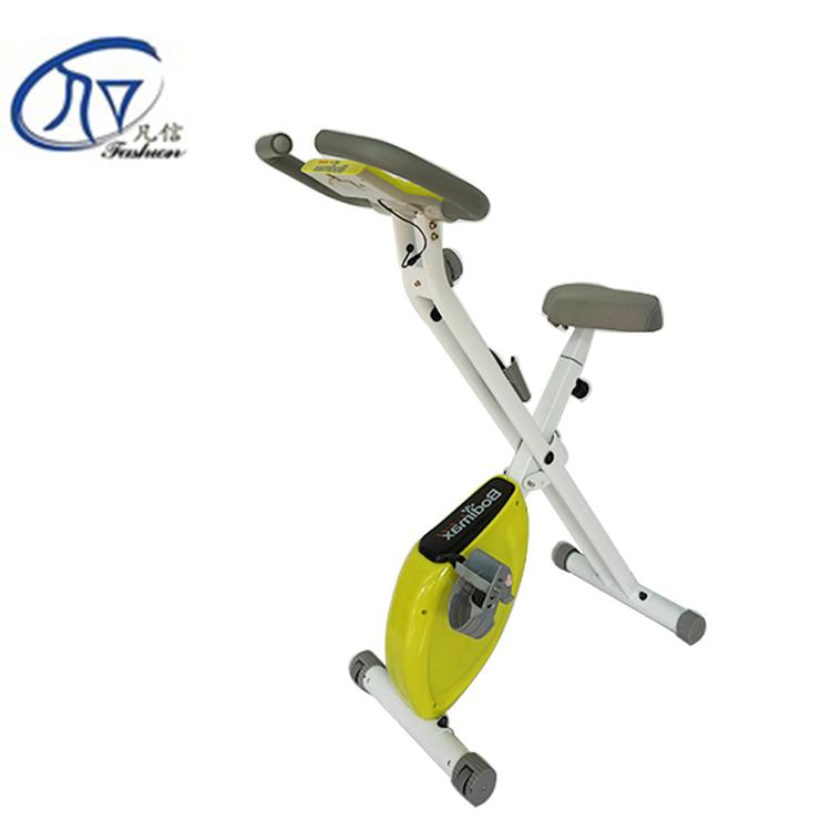 Pieghevole magnetica Pt Fitness Cyclette Allenamento Manuale Con Move Ruota Healthware Macchine