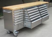 Hyxion - thor 96-Inch heavy duty metal tool box