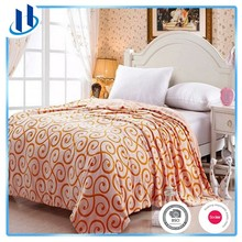 2015 100% Polyester 150D/288F Thick bedding set, 3d printing blanket, bed sheet
