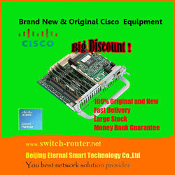 CISCO IP COMMUNICATIONS HIGH-DENSITY - VOICE / FAX MODULE NM-HDV2-1T1/E1
