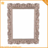 Professional silvery square sublimation frame