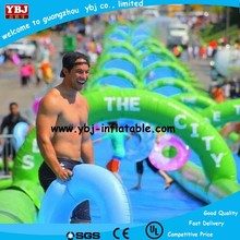 2015 New Inflatable Slide The City, High Quality Slide The City, Best PVC Inflatable Water Slide for Adults