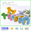 EVA baby safety rubber foam soft animal door stopper