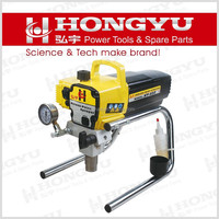 Piston Pump Spraying Tool airless electric portable paint sprayer HY-450