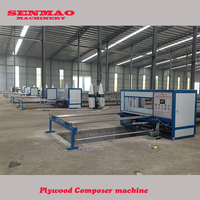 plywood core builder machine /plywood making machine/plywood composing machine