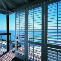 Elegent design wholesale aluminum window louver
