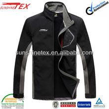 OEM men outdoor softshell hunting jacket