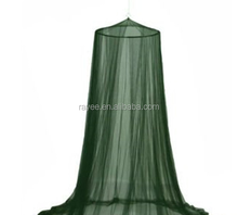 Dimensional stability: Shrinage less than 5% Self Supporting LLINs Army Mosquito Nets With taffeta in the bottom,moustiquaire