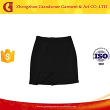 Wholesale Office Uniform Style Cheap Long Skirts for Women