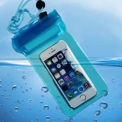 2015 Waterproof Swimming Plastic Mobile Phone WaterProof Bag for iphone 6