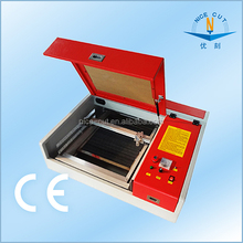 NC-S4040 granite stone glass small laser cutter