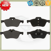 Brake system brake linings Front D939 for BMW MINI