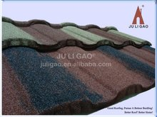 Roofing Corrugated Sheet Roof/Colorful Decorative Metal Resin Roof Tile