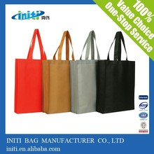 China fashion low price custom non woven bag for shopping