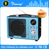 Fashionable cheap portable dvd player built-in speakers