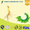 FDA Certified herbal Korean Ginseng extract hot new products for 2015 has anti-fatigue function