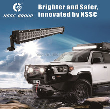 China Factory direct truck tractor 300w 24 12 volt ip68 waterproof led light bar 52'' 50''
