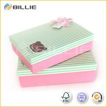 China Online Shopping Garment Packing Box