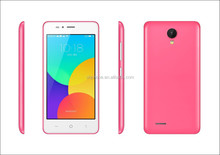 4.5 inch new arrival mtk6572 dual core IPS screen dual camera wifi dual sim cards Shenzhen bluetooth 3G colorful mobile phone