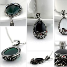 Yiwu Aceon Stainless Steel 2015 New Design Sweet Charm For Womenbig stone pendant design