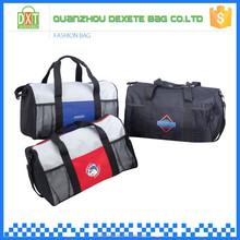 New arrival nice quality 600d polyester lightweight sport travel duffel bag