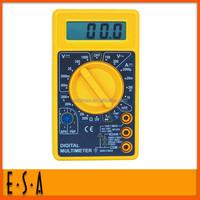 Hot new product 2015 Homeware digital multimeter,Multifunction low price digital multimeter,Hot selling digital avometer T31B006