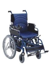 NH12-005A Folding Wheelchair Power Electronic & Manual Wheelchair