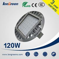 Hot sale motion sensor UL approved North America 120W led high bay and led low bay light