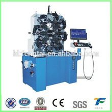 cnc wire forms spring making machine with stainless steel
