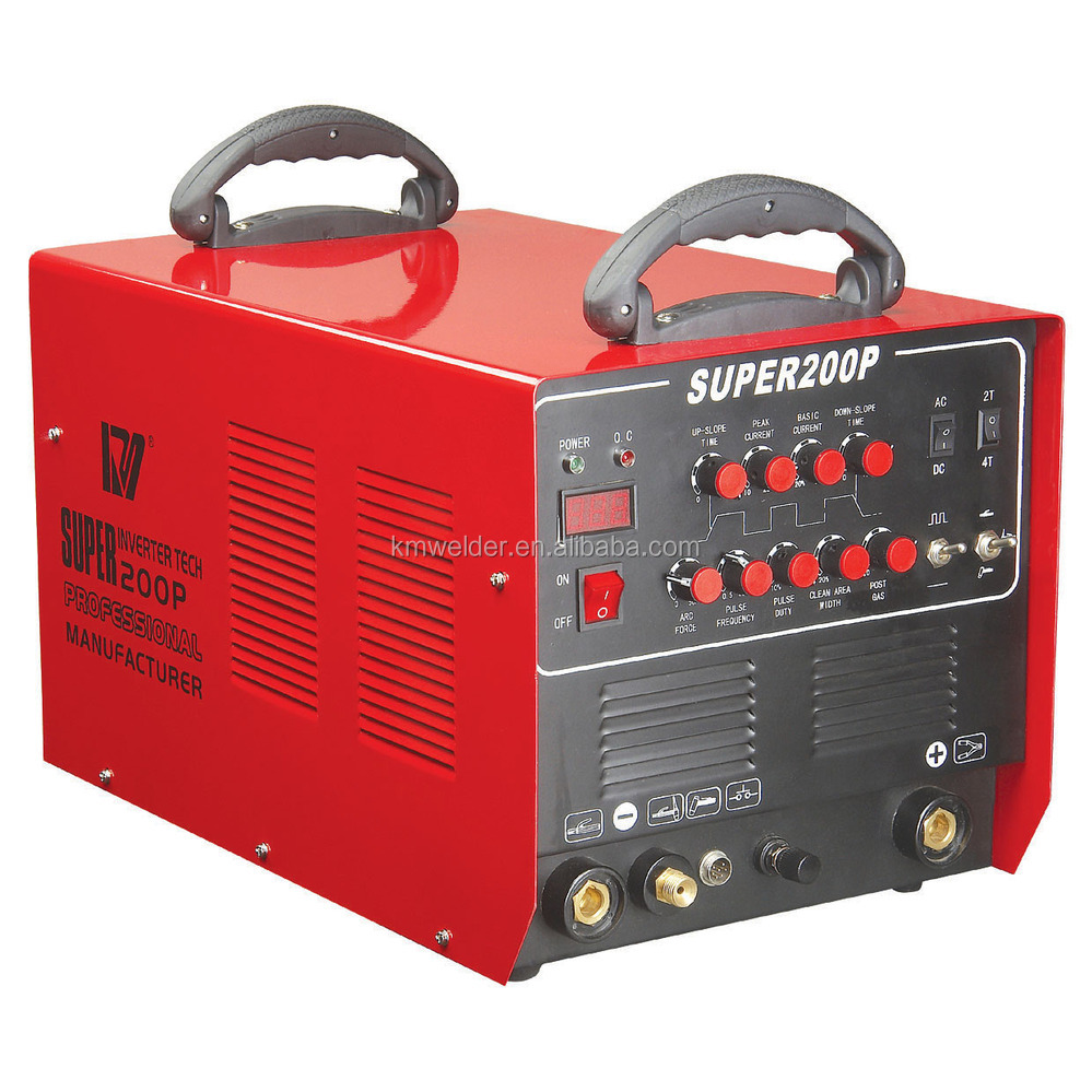 inverter ac dc aluminium tig welding machine