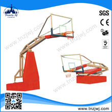 Factory direct supply adjustable movable basketball base