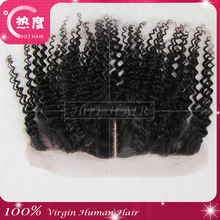 New arrival can be dyed 6-36inch virgin remy human hair free part 13*4 indian hair silk top lace frontals