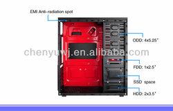 GAMING PC CASE V5-BLACK