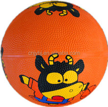 Bottom price manufacture factory basketball with customer logo
