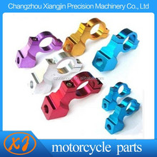high quality cnc machinery aluminum rearview mirror motorcycle