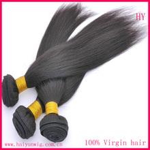 Wholesale cheap brazilian hair sliky straight hair products