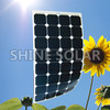 solar panel 30 watt flexible small portable solar panel