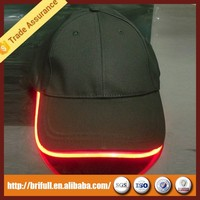 Fashionable Cap with LED Lights