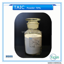 70% Powdery TAIC for PVC plastic modifier