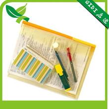 Wholesale clear pencil pouch