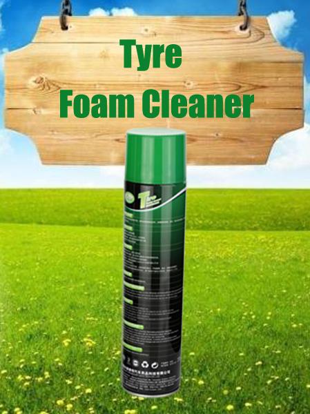 650ml Tyre Foam Cleaner4