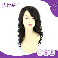 Factory Price Attractive And Durable Ponytail Full Lace Wave Loose Natural Hiar Wig