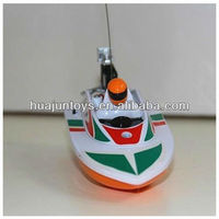 2013 newest Wholesale Mini Micro 953 Radio Remote Control RC boat electric flying speed racing Boat Toy rc toys