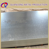 Hot Dipped DX51D+Z60 Galvanized Steel Sheet Price Per PC