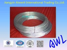 Electro galvanized aircraft wire rope 5mm in steel core