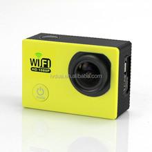 New Arrival mini Car DVR HD 720P/1080P Sport Video Skiing Camera