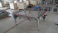 Low Price Chain Wheel Screen Stretching Machine