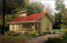 price for Holiday Home Cabin Prefab Villas Timber Kit Homes