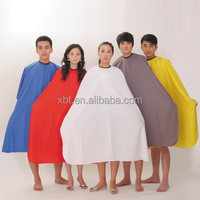 Promotional hairdressing cape Colorful hair salon cape